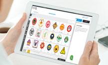 Online Design System