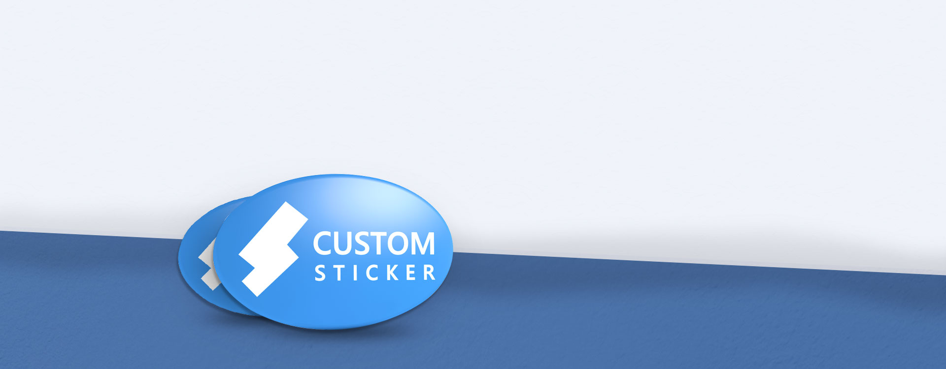 Custom Oval Buttons